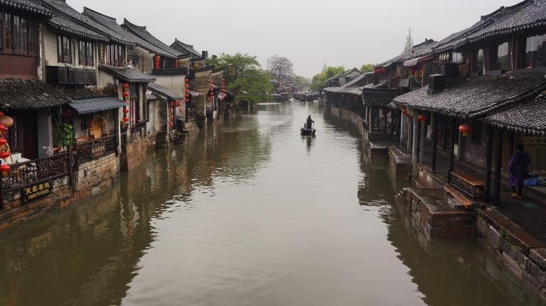 Xitang waterway